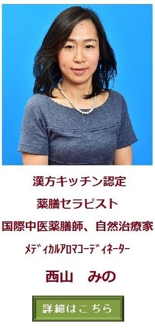 西山 みの 講師紹介1